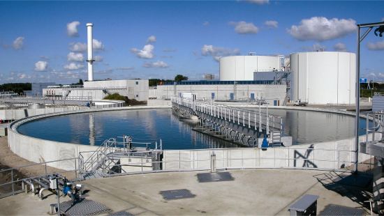 Waste & Water Treatment