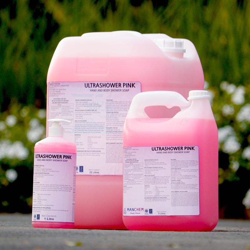 Ultrashower Pink