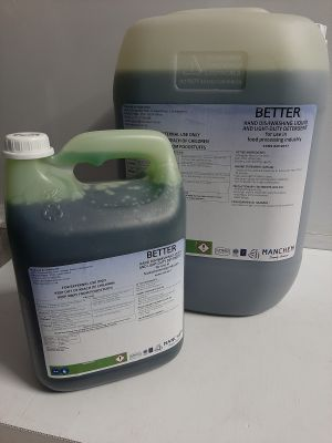 Better Hand Dishwashing Liquid
